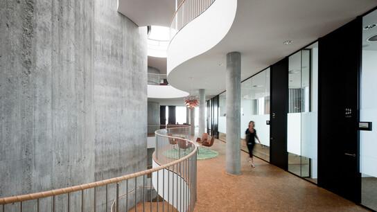 SEB 2011 Copenhagen, Denmark SEB Bank & Pension Lundgaard & Tranberg Arkitekter, København, Denmark Mono Office